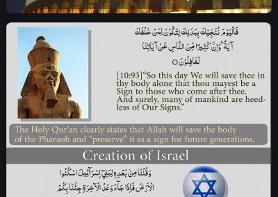 39 Pharao's body