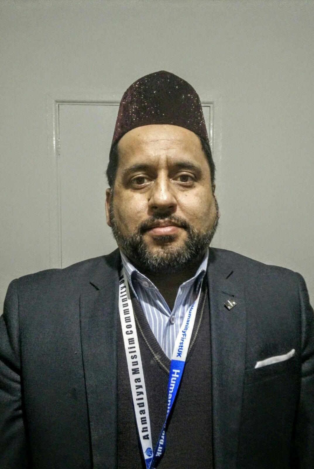 Mr. Khalid Ahmad