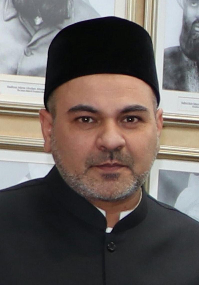 Mr. Usman Ahmad Ch.