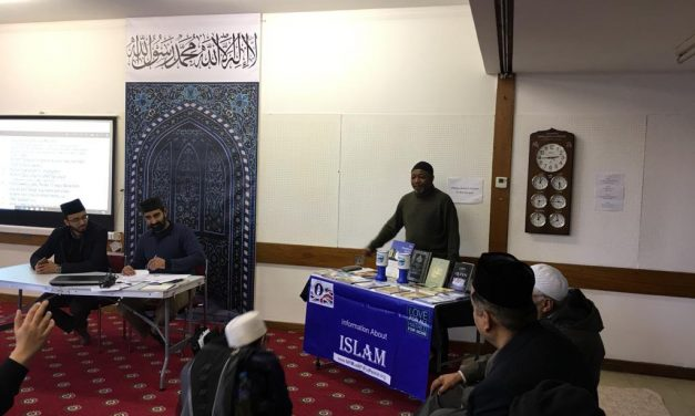 Tabligh Forum held by Midland Region  –  Nottingham Majlis on 11th March 2018