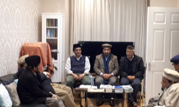 Tabligh Forum held by Tahir Region  –  Wandsworth on 21st  March 2018